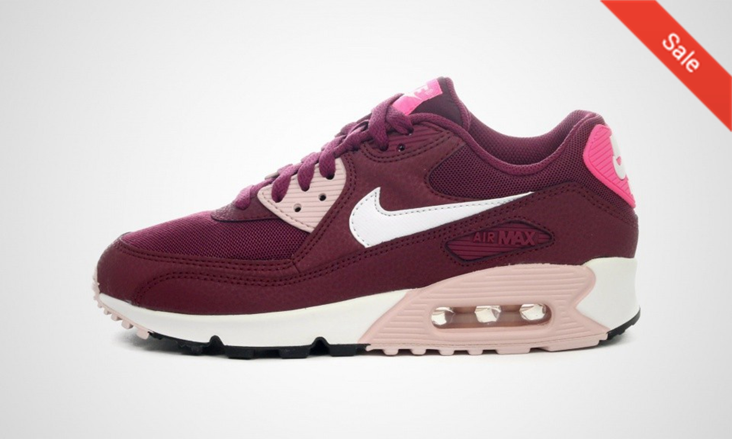 air max 90 rouge bordeaux